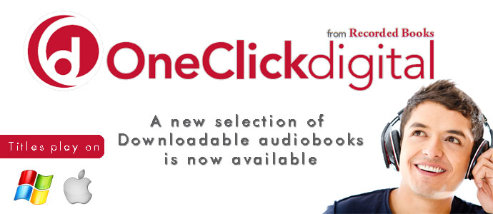 one click digital audiobooks