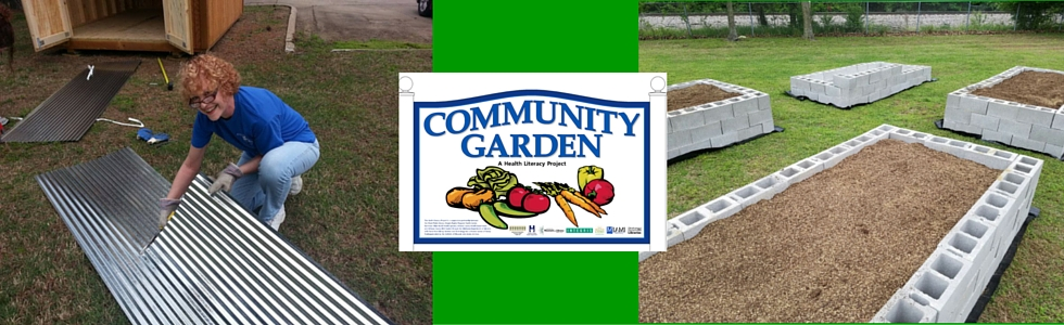 Community Garden Coming Soon!