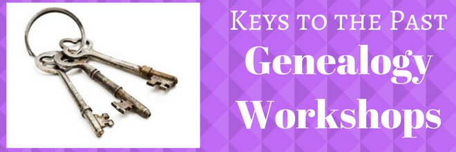 Keys to the past Genealogy Workshops