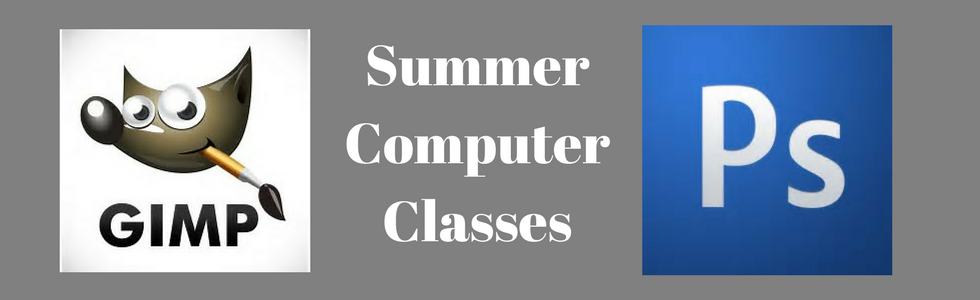 Summer Computer Classes Offer Two Ways to Enhance Your Photos