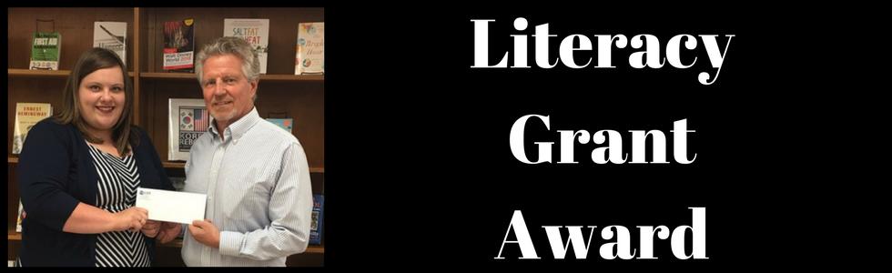 Literacy Grant Award