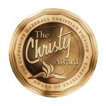 The Christy Award medal