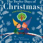 book cover - twelve days of Christmas