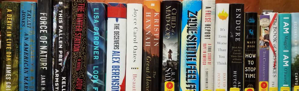 New Books 2/19/18
