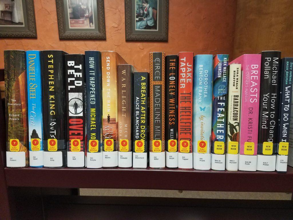 New Books 6/4/18