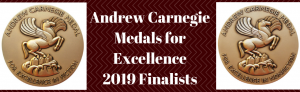 Andrew Carnegie Medals for Excellence 2019 Finalists
