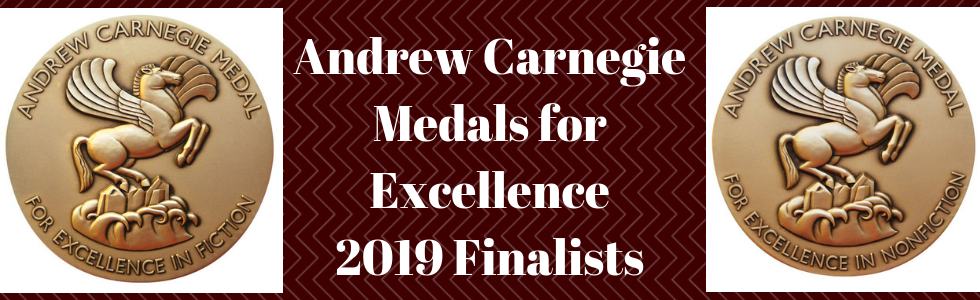 2019 Andrew Carnegie Medals for Excellence Finalists