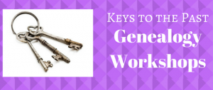 Keys to the past. Genealogy workshops.