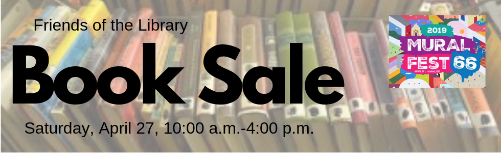 Friends of the Library Book Sale 4/27/19