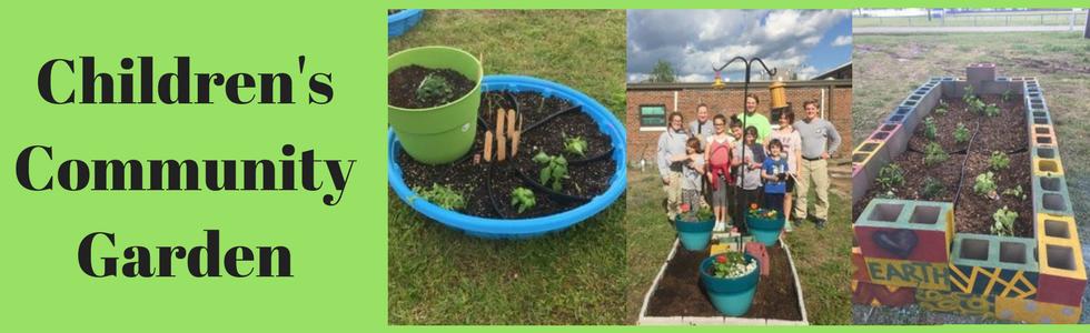 Children's Community Garden
