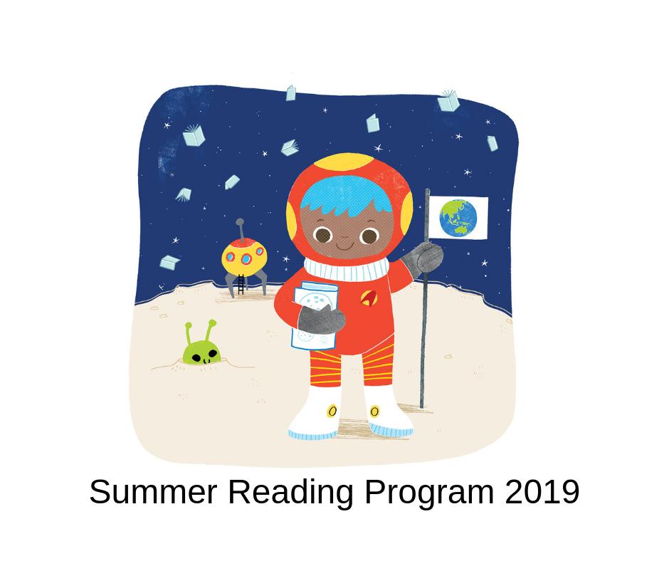 Summer Reading Program 2019 2019