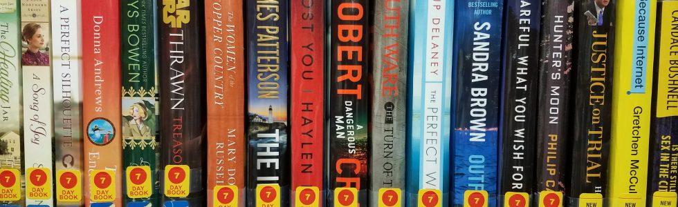New Books 8/26/19