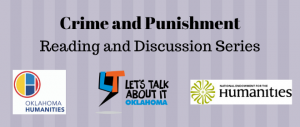 Crime and Punishment Reading and Discussion Series